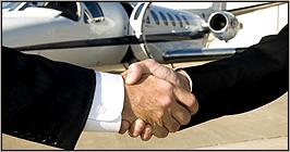 Corporate luxury limo rental